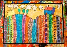 pattern landscapes