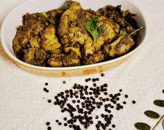 Pepper Chicken Curry ~ Miriyala Chicken