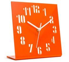 acrylic clock - laser cut or engraved.