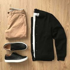 New style © by Stylish Mens Outfits, Cool Outfits, Casual Outfits, Men Casual, Suit Fashion, Daily Fashion, Fashion Outfits, Mens Fashion, Look Man
