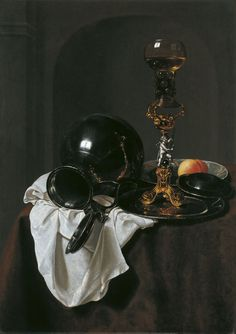 Jan Jansz. Treck (1606, Amsterdam, 25 September 1652 ) was a still-life painter during the Dutch Golden Age.