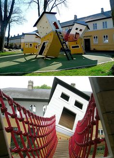 The Crooked Houses