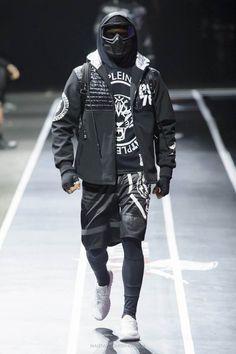 Male Fashion Trends: Plein Sport Fall-Winter 2017 - Milan Fashion Week #FashionWeeks
