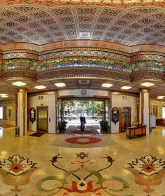 Abbasi Hotel The oldest hotel in the world - Isfahan, Iran