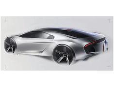 Geometric Adaptation - The Commissary: Automotive Design, Auto Design, Lamborghini Concept, Industrial Design Sketch, Truck Design, Car Sketch, Transportation Design, Sexy Cars, Future Car