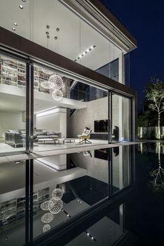 Stunning Contemporary Home in Ramat Gan   Pitsou Kedem