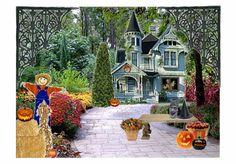 Falloween  by sandramcbride | Olioboard