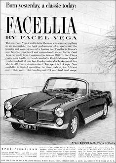 Facel Vega 1960