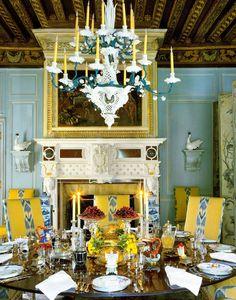 The Enduring Legacy of French Interior Designer Henri Samuel - TownandCountrymag.com