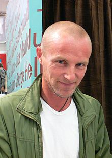 Crime Fiction author from Norway Jo Nesbo.