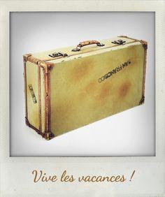 """Valise """"Francisco"""" chez Alinea, 45€, et ça c'est cool !"""