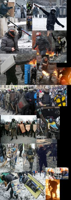 homemade armors ukraine riots january 2014. Mot exactly apocalypse but looks cool and would fit in