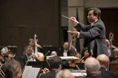 ASO guest conductor challenged to make music relevant