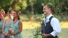 Heather + Andrew    Coming Soon.  Wedding video.  This couple is so adorable!!!