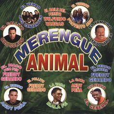 Precision Series Various - Merengue Animal