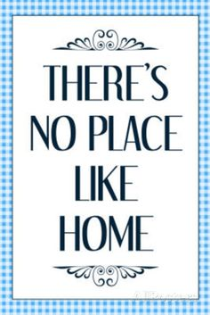 There's No Place Like Home Wizard of Oz Movie Quote Poster Masterprint at AllPosters.com