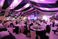 BLACK AND WHITE Prom Themes: List of 2012 Prom Theme Ideas and Decorations