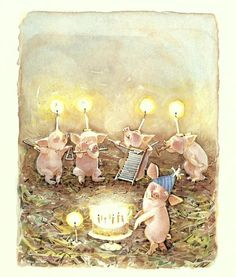 puddle's birthday toot - Google Search