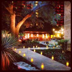 Gorgeous night in San Antonio for a wedding. #jacksondurham #sanantoniowedding