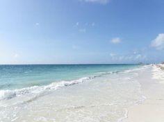 Ocean Coral & Turquesa: the beach