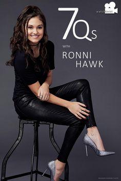 53 Best Ronni Hawk Images In 2018 Ronni Hawk Hawks Celebrities