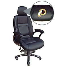 Tailgate Toss NFL Executive Chair NFL Team: Washington Redskins