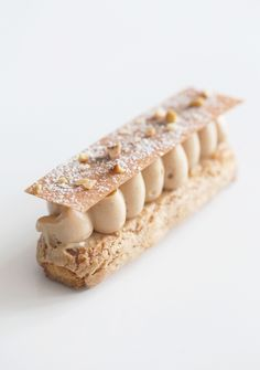 Paris Brest #recipe #plating #presentation