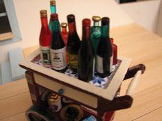 Mine dukkehuse: Min serveringsvogn.