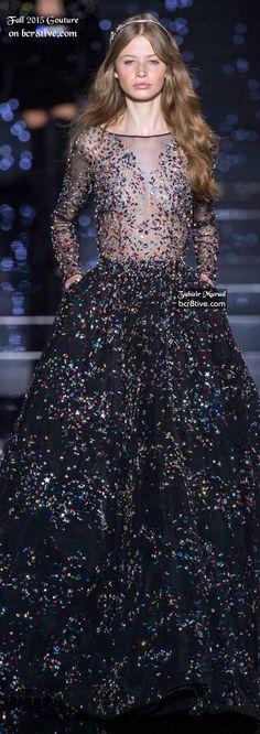 Zuhair Murad Yin Couture Fall 2015-16