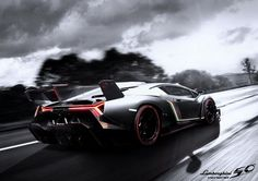 The 'Maddest' Lambo EVER! This #Lamborghini Veneno art is perfect for your pad! Click to find out more. #eBay #spon