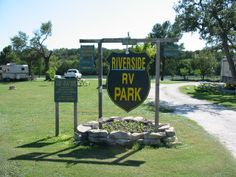Riverside RV Park At Ingram Texas United States