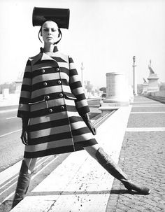 Space-age '60s fashion.
