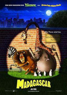 ver Madagascar 2005 online descargar HD gratis español latino subtitulada