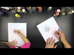 ▶ How To Draw A Princess - YouTube