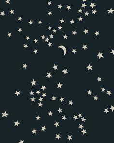 Duvido que as estrelas brilhem se não te derem boa noite primeiro.
