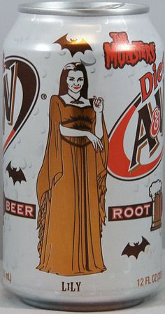 The Munsters A can design