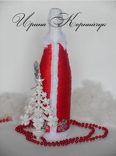 съемная одежда для шампанского. Заказы принимаются здесь http://www.livemaster.ru/myshop/irinkamaster
