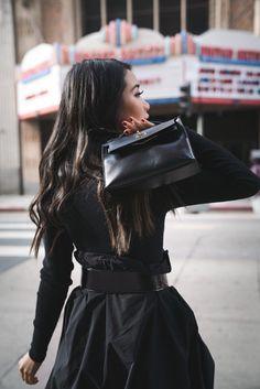 NYC in LA :: Balloon skirt