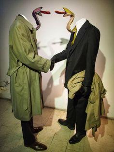 Clothing Art By Guerra de la Paz