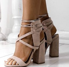 Nude Sandals - Shop Now