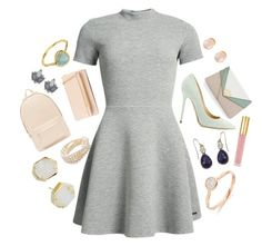 """""""Untitled #34"""" by bridgetdow ❤ liked on Polyvore featuring Superdry, Jimmy Choo, Isaac Mizrahi, Monica Vinader, ALDO, Kenneth Jay Lane, Carolee, PB 0110, Monsoon and Catherine Canino Jewelry"""