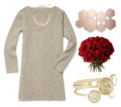 """""""Honor obsessed// three item set!"""" by sephoragemmelle ❤ liked on Polyvore featuring Rebecca Minkoff, Kate Spade, Ted Baker and Cadeau"""