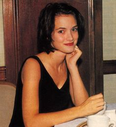 This is my favourite picture of Winona Ryder