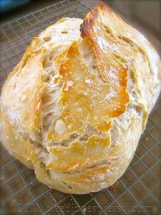 No-knead bread | Flickr – Compartilhamento de fotos!