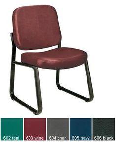 Ofm 405-Vam Guest Reception Conference Vinyl Chair