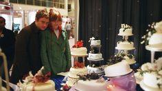 Confetti, released in 2006, stars Martin Freeman, Jessica Stevenson, Stephen Mangan, Olivia Coleman and Jimmy Carr.