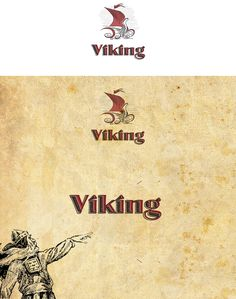 Логотип «Viking» - Разработка серии логотипов для ежегодных соревнований на ирландских лодках в Барселоне