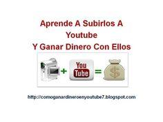 Como Ganar Dinero Por Internet - Aprende A Como Ganar Dinero Por Interne...