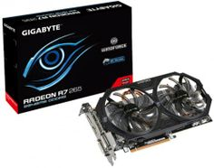 Gigabyte Graphics Card Radeon R7 265 WindForce 2X OC Price in India
