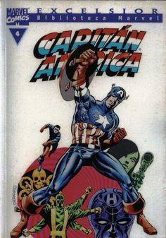 Capitán América  nº 4